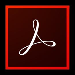آرم نرمافزار Adobe Reader